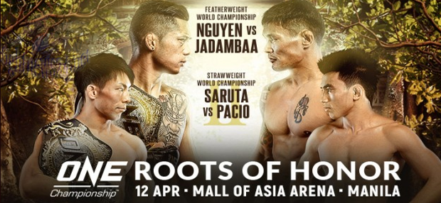 ONE Championship Roots of Honor